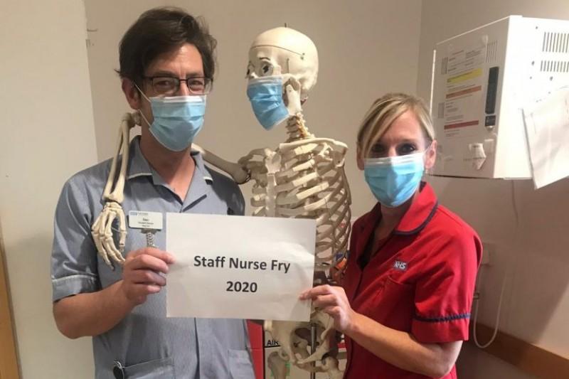 Daniel Fry, BSc (Hons) Adult Nursing