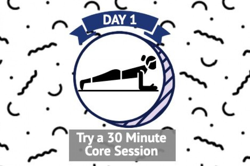 Day 1 core challenge icon