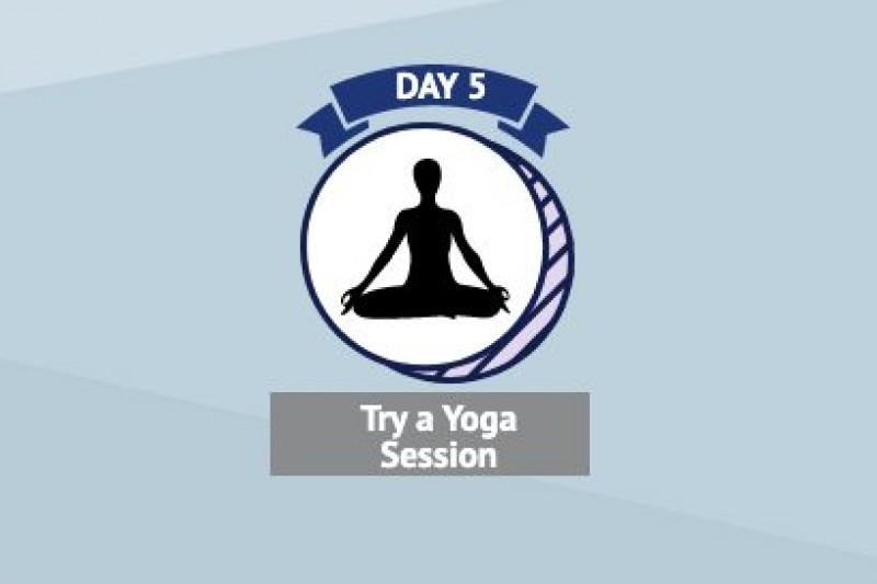 Day 5: Isolation Challenge