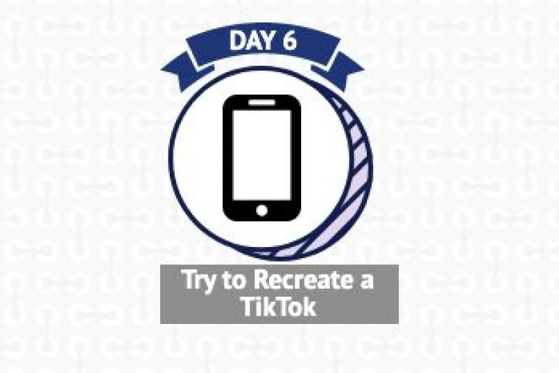 Day 6: Isolation Challenge