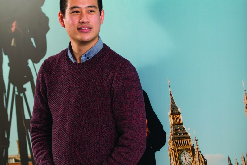 BU welcomes international students to apply through Clearing
