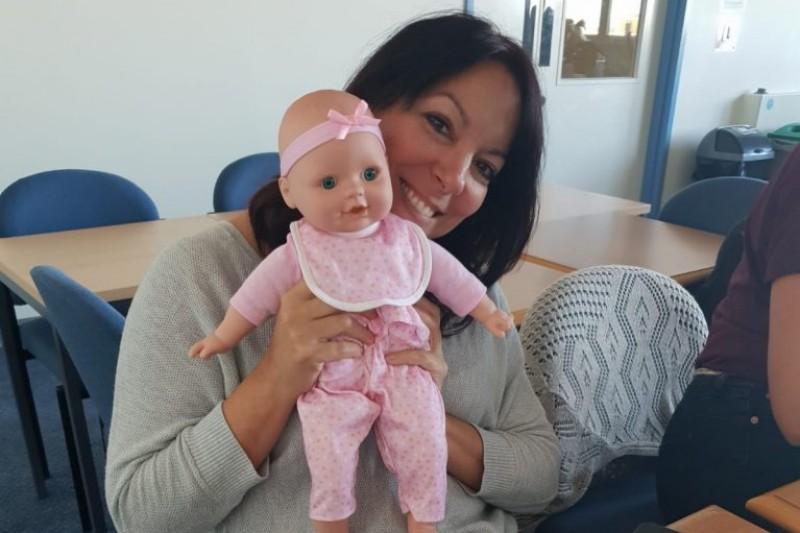 Emma Hamilton, BSc (Hons) Midwifery student
