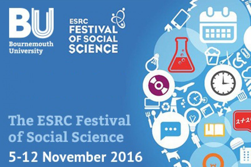Free public events on offer at BU as part of Festival of Social Science