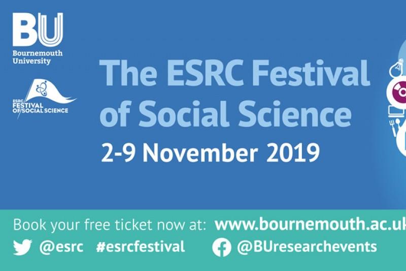 ESRC festival social science