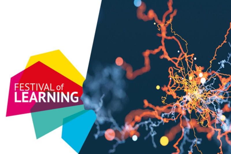 Festival of Learning 2018 logo