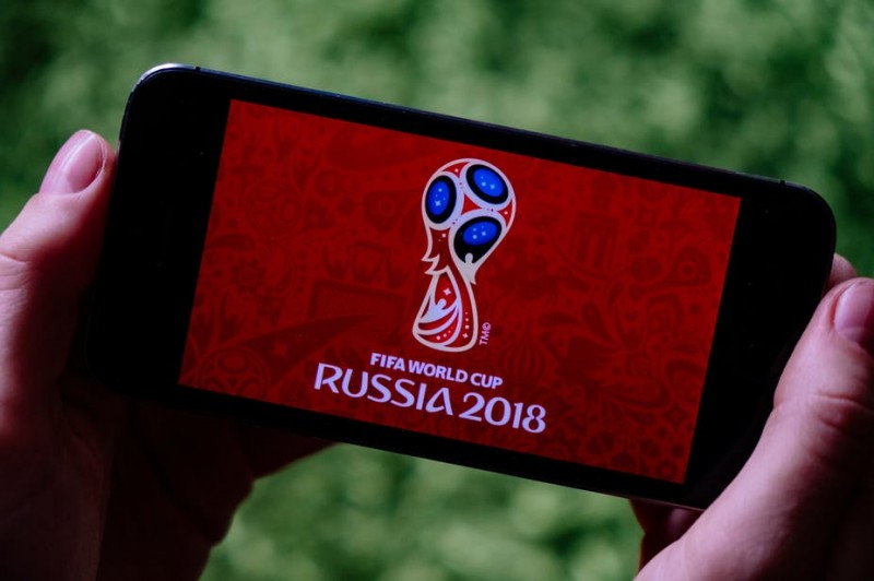 World Cup online betting is the highest it's ever been