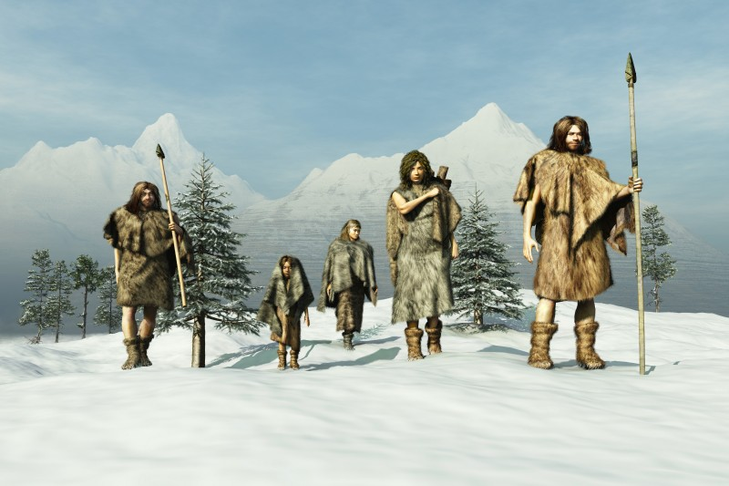 How prehistoric people faced climate change - revealed by video game technology