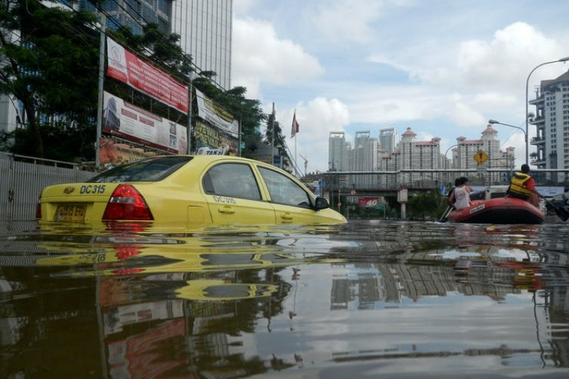 OPINION: Sea levels are rising fastest in big cities – here's why