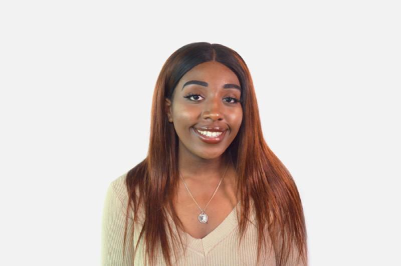 Gabriella, BU Psychology student