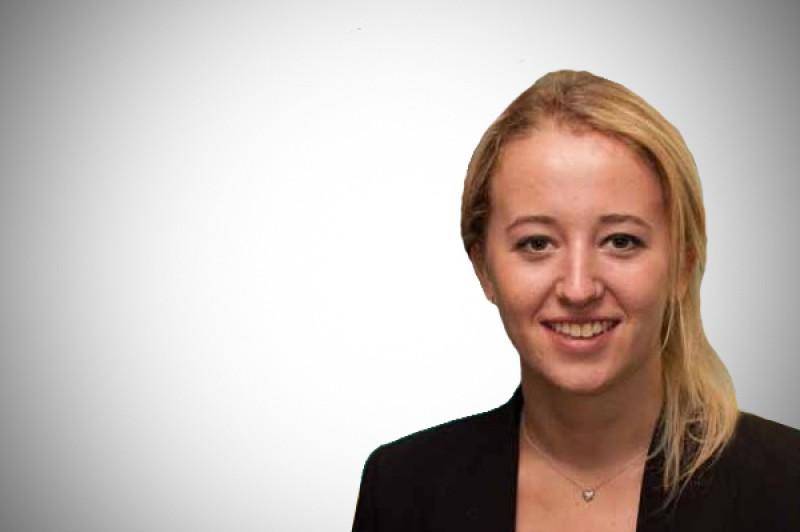Gemma Field, BU alumna