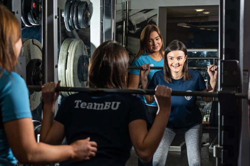 Led by a SportBU personal trainer, the course is suitable for all fitness levels