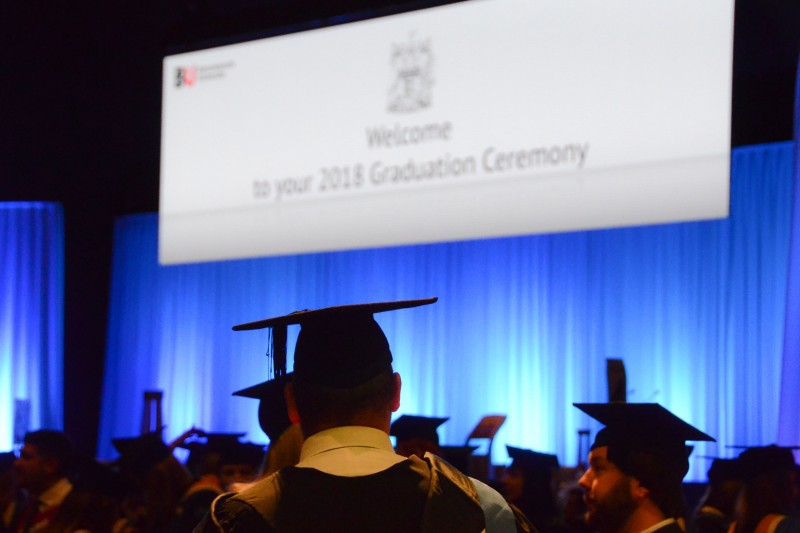 Final BU graduation ceremonies celebrate Health and Social Science graduates