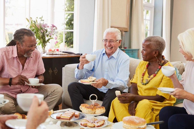 Eating & Drinking Well with Dementia: A Guide for Family, Carers and Friends