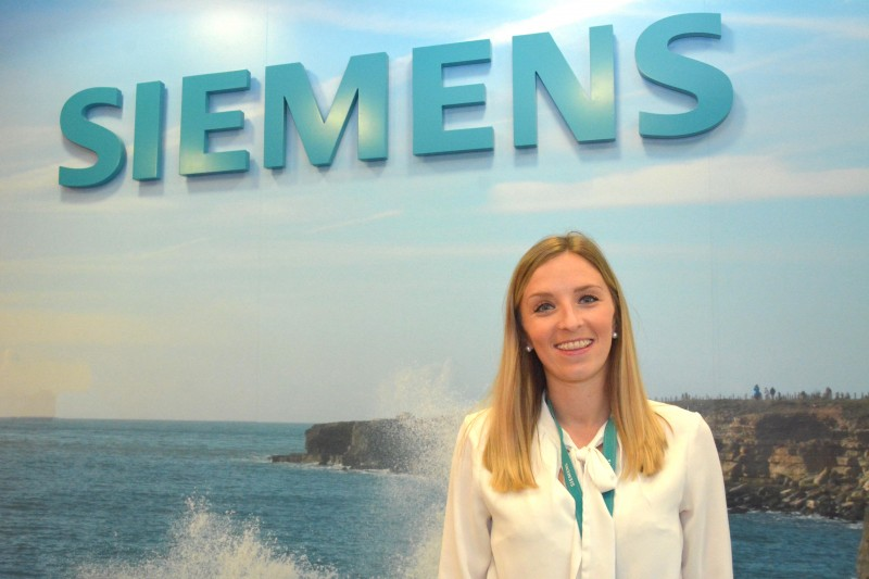 Holly Bathurst - IT HR Demand Manager for Siemens