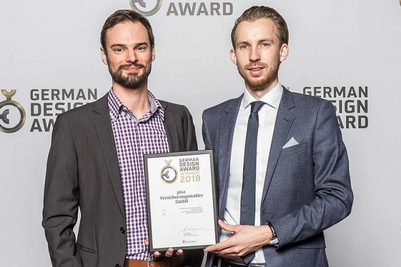 ideenhunger at the German Design Awards