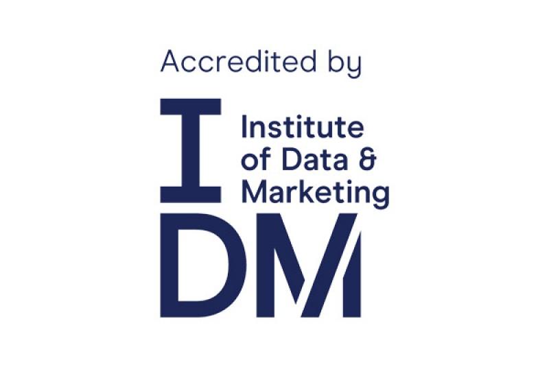 The Institute of Data & Marketing logo