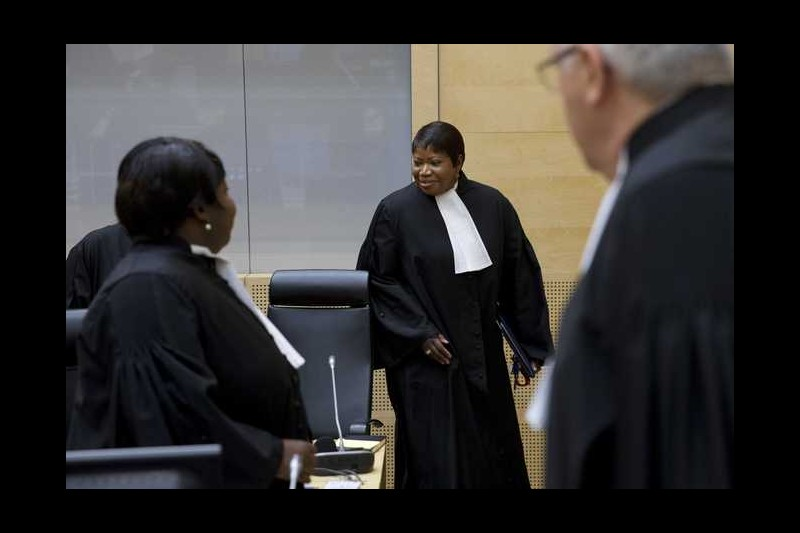 The ICC can improve its image by going after North Korea and Islamic State fighters