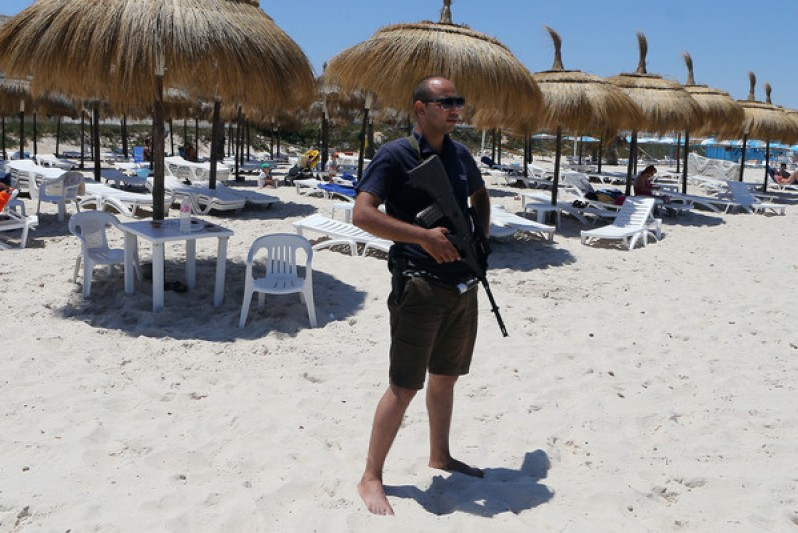 Tourist trap: how news of terrorism skews our holiday choices