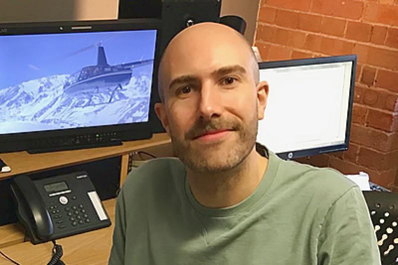 Image of John Rosser