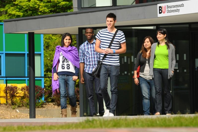 Kimmeridge House international students