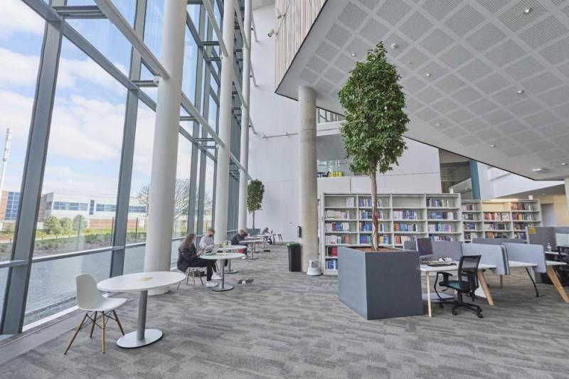 Weston Library, Bournemouth Gateway Building