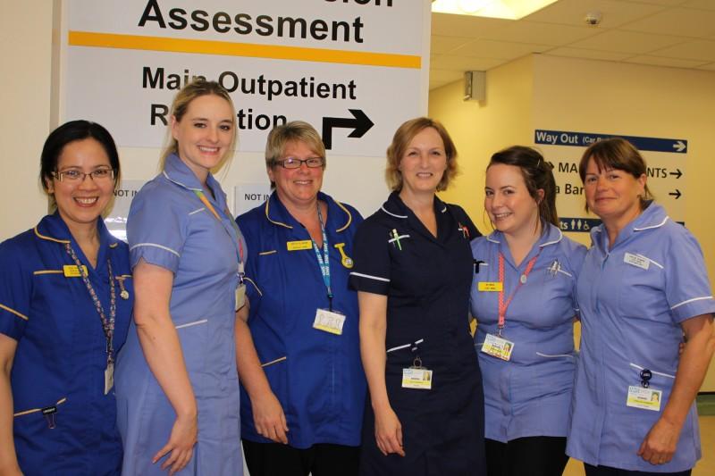 Making TRACS to improve nurse retention