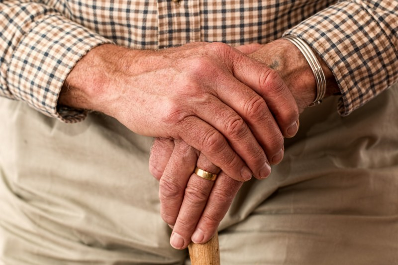 COVID-19 risks loneliness and malnutrition in elderly people