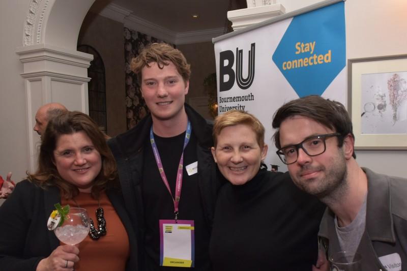Networking drinks at Social Media Week Bristol