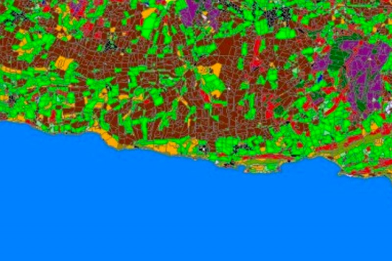Modelling Natural Dorset project imaging