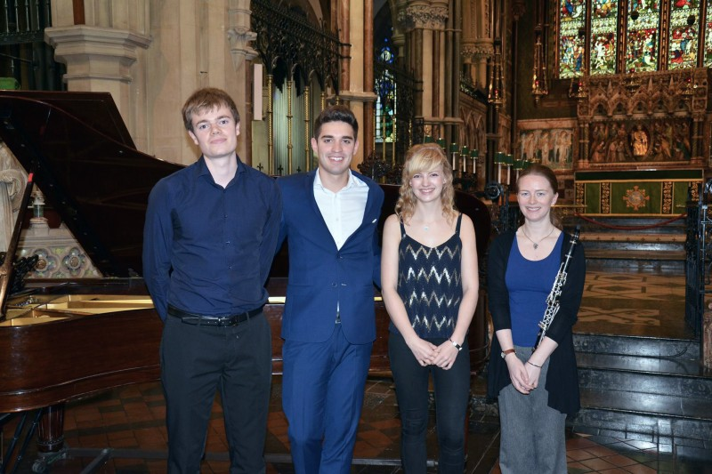 University Music Scholars