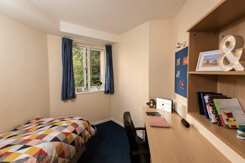 Okeford House bedroom