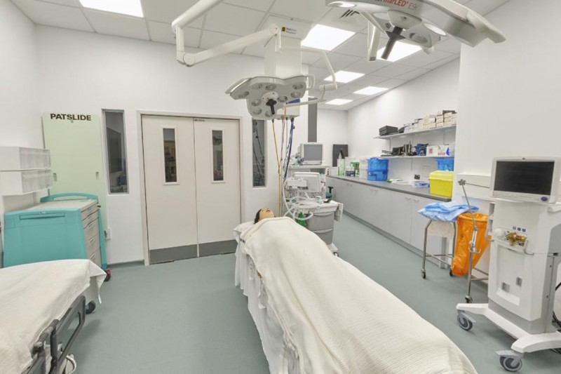 Bournemouth Gateway Building operating theatre