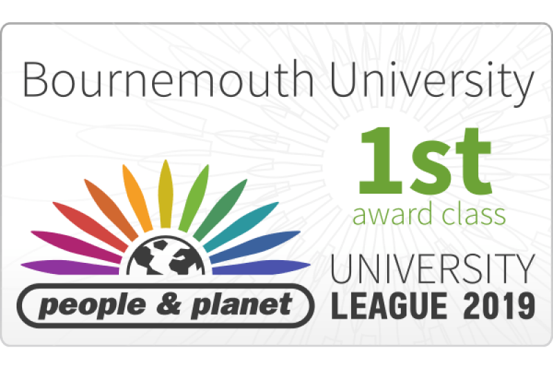People and Planet University League Table