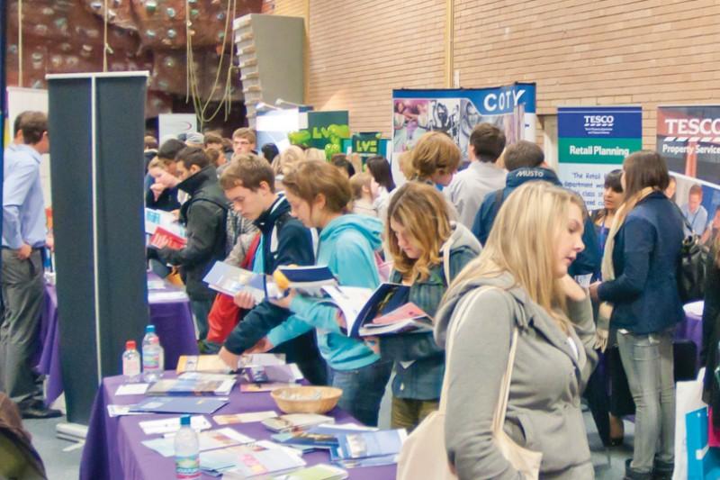 Placement graduate fair