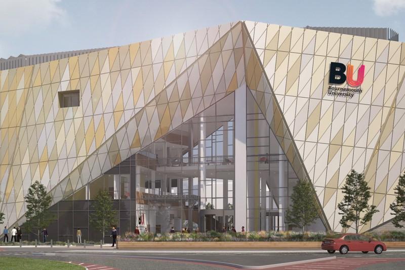 Poole Gateway Building