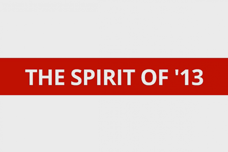 Spirit of 13 logo