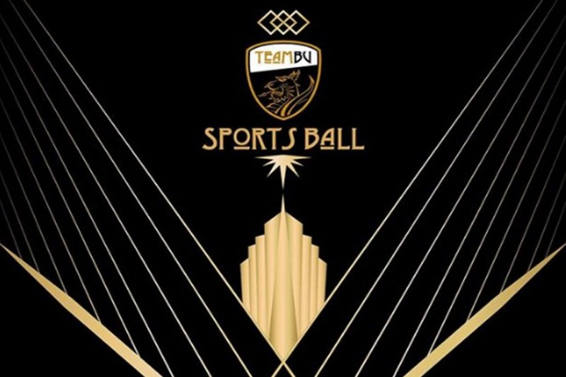 A graphic from the 2020 Sports Ball