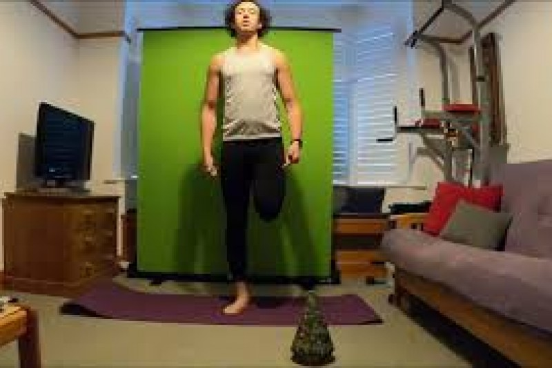 Stretch with Matt