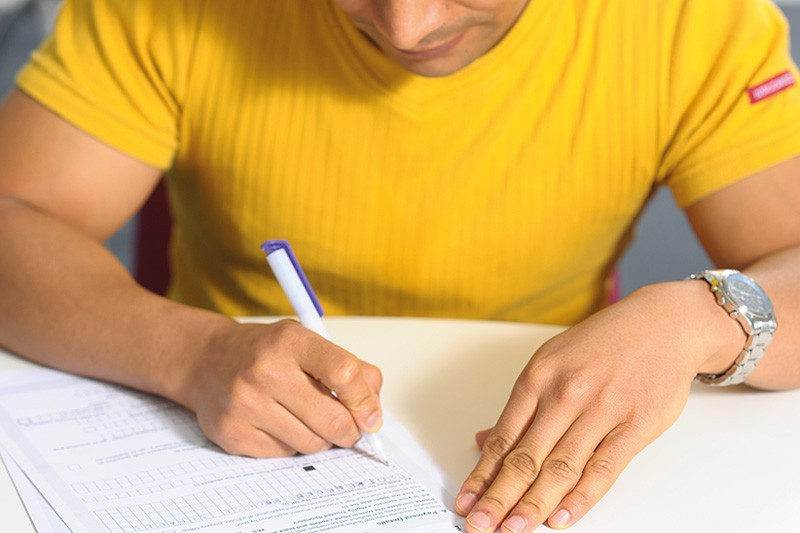 essay on examination and its stress on students