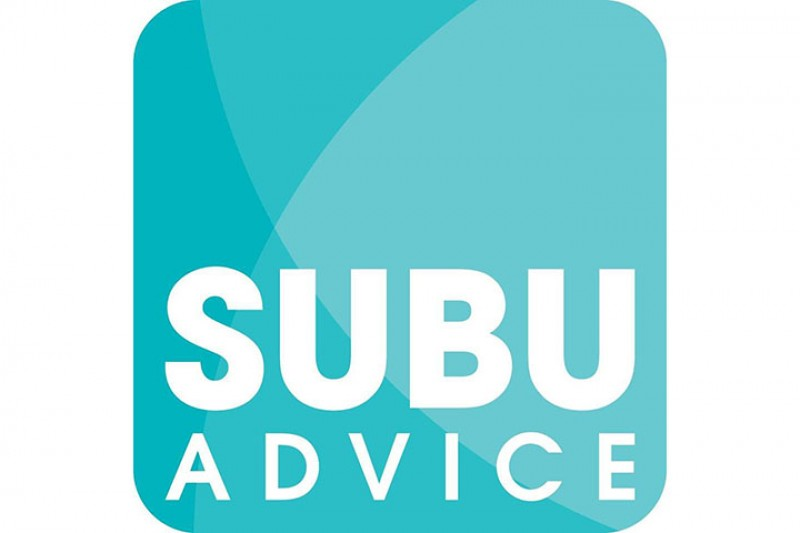 SUBU Advice promo