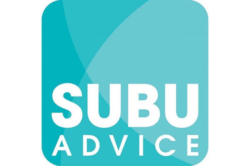 SUBU Advice promo