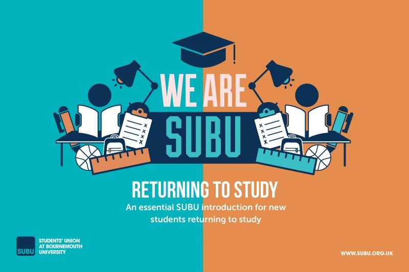 SUBU Returning to study 2017