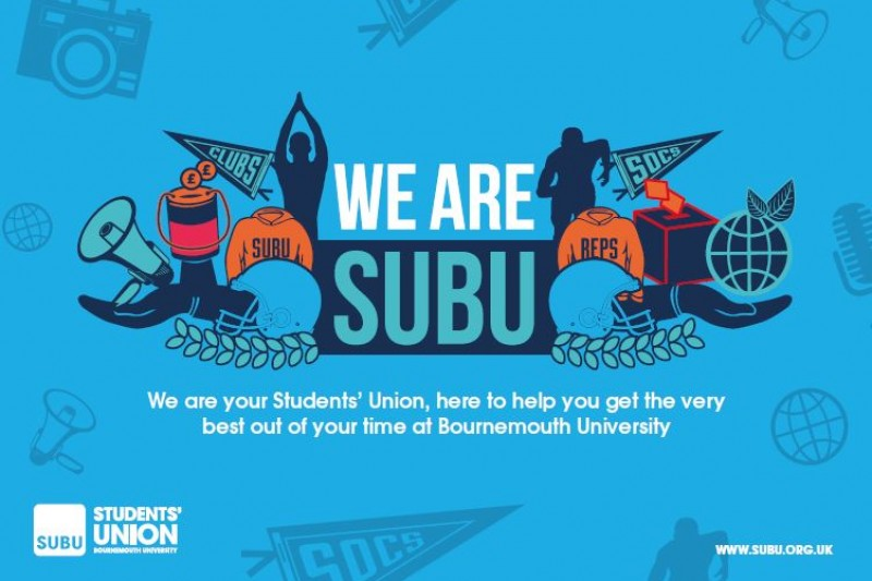 SUBU Welcome Guide 2018/19 - promo