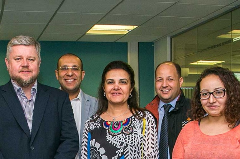 Members of the UK-Egypt Pharmacoeconomics Partnership