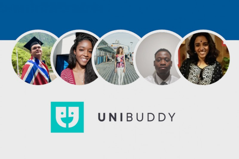 A selection of our Unibuddy ambassadors