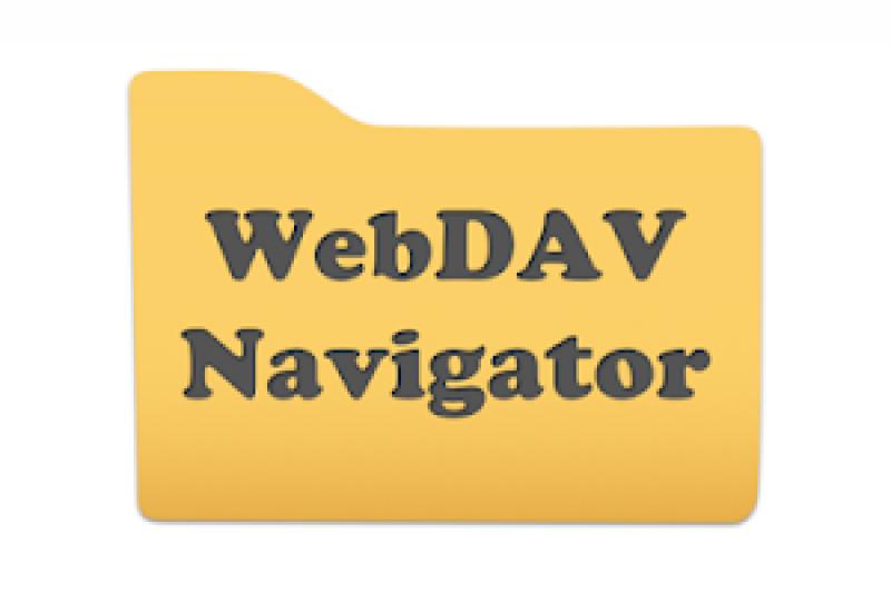 WebDAV Navigator graphic