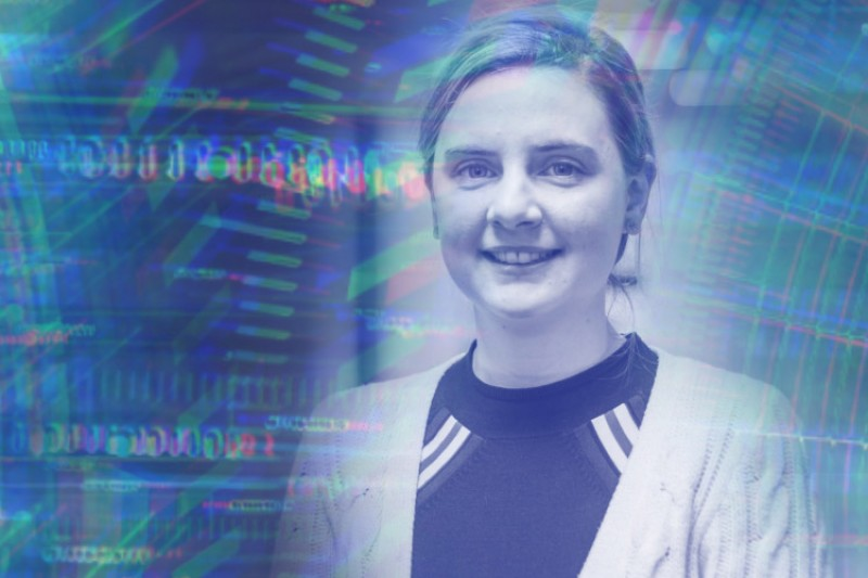 BU academic Dr Sarah Hodge