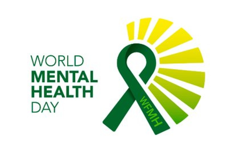 World Mental Health Day 2018 logo
