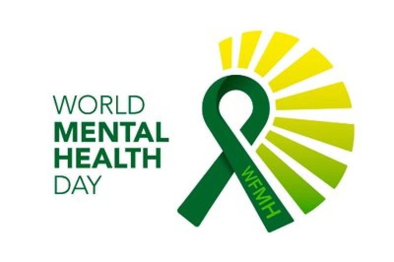 World Mental Health Day 2018 logo