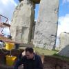 Discovery of 'secret circle' sheds light on Stonehenge origins